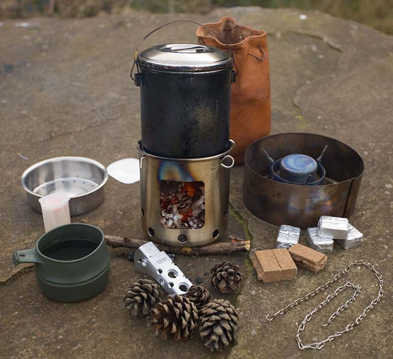 Ravenlore Bushcraft And Wilderness Skills Wayland S Hobo
